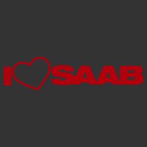 I love Saab autós autómatrica kép