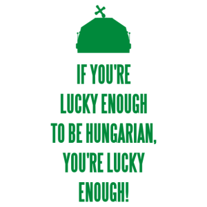If you're lucky enough to be Hungarian autómatrica kép