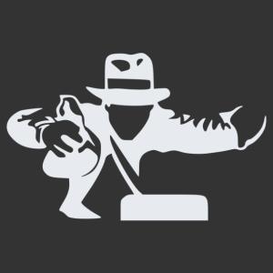 Indiana Jones matrica kép