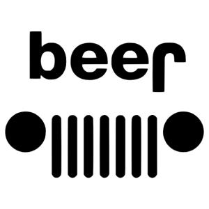 Jeep - Beer - Sörös autómatrica kép