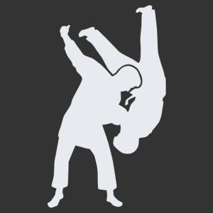 Judo 001 matrica kép
