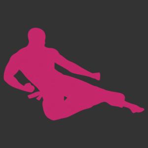 Judo 009 matrica kép