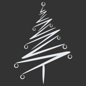 Karácsonyfa 02 matrica kép