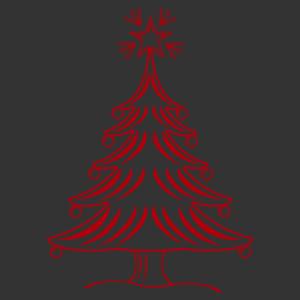 Karácsonyfa 05 matrica kép