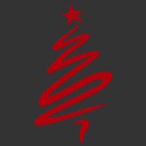 Karácsonyfa 07 matrica kép