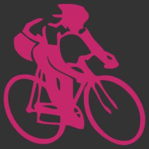 Kerékpáros 01 matrica kép
