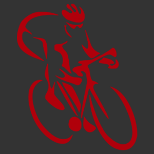 Kerékpáros 07 matrica kép