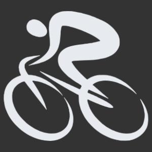 Kerékpáros 09 matrica kép
