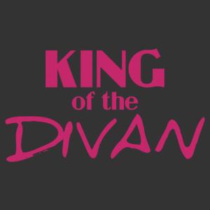 King of the divan - A dívány királya matrica kép