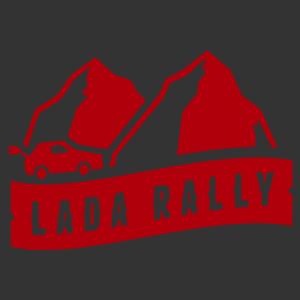 Lada Rally matrica kép