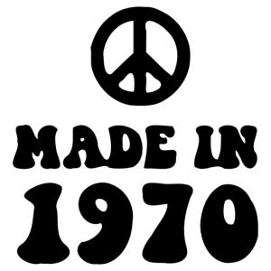 Made in 1970 retro autómatrica kép