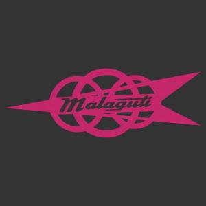 Malaguti logo 2 matrica kép