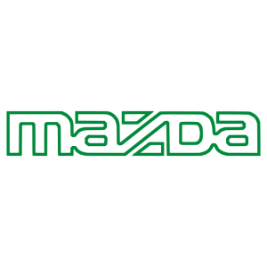 Mazda felirat 2 matrica kép