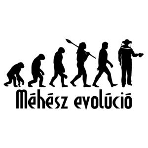 Méhész evolúció matrica kép
