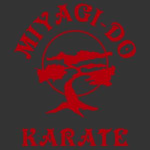 Miyagi-do Karate logós falmatrica (Cobra Kai) kép