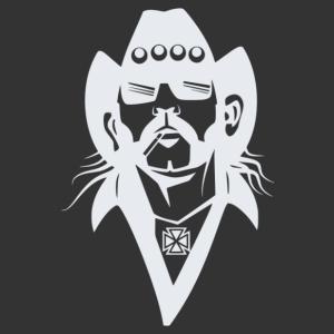 Motörhead - Lemmy 01 matrica kép