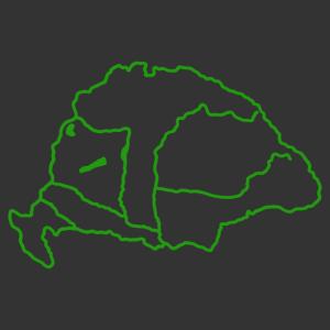 Nagy - Magyarország matrica kép