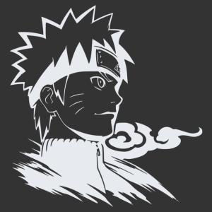 Naruto 03 matrica kép