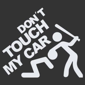 ne érj az autómhoz autómatrica kép