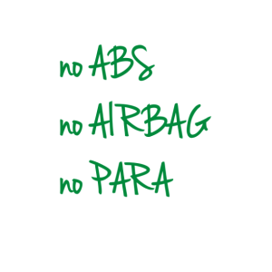 No ABS, no Para vicces autómatrica kép
