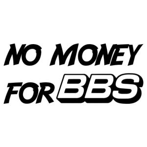 No BBS matrica kép