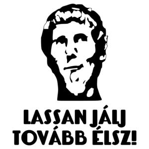 Pilátus (Monty Python) - Lassan járj vicces autómatcia kép