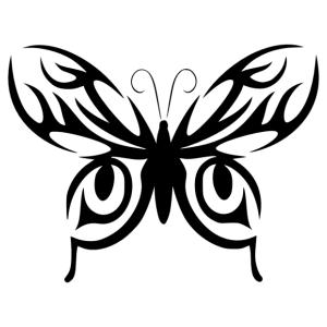 Pillangó 03 matrica kép
