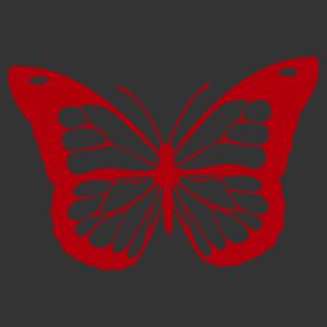 Pillangó 04 matrica kép