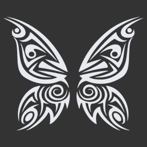 Pillangó 06 matrica kép