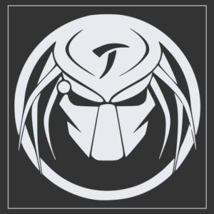 Predator 03 matrica kép