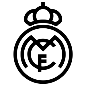 Real Madrid 01 matrica kép