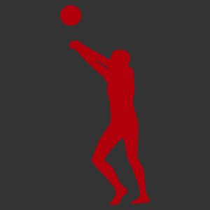 Röplabda férfi 01 matrica kép