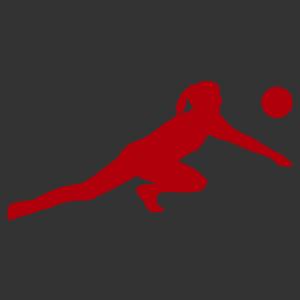 Röplabda női 03 matrica kép