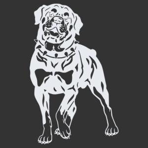 Rottweiler 001 matrica kép