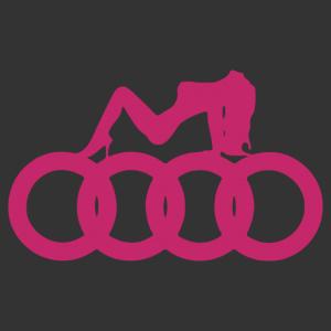 Sexy Audi Girl 02 matrica kép