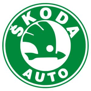Skoda logó autómatrica kép