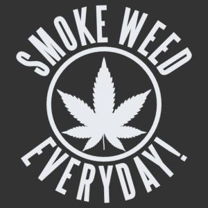 Smoke Weed Everyday autómatrica cannabis levéllel kép