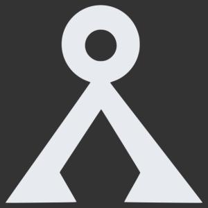 Stargate (Csillagkapu) - Earth Symbol matrica kép