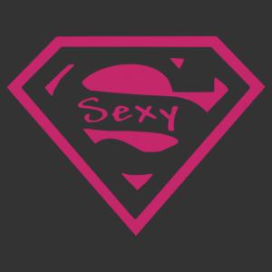 Super-sexy matrica kép