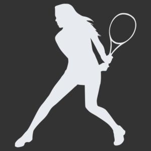 Tenisz 002 matrica kép