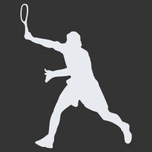 Tenisz 003 matrica kép