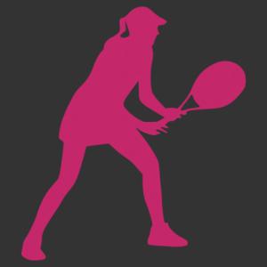 Tenisz 004 matrica kép