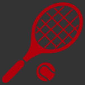 Tenisz 007 matrica kép