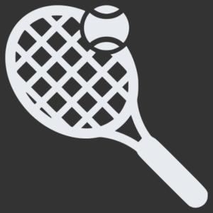 Tenisz 008 matrica kép