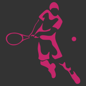 Tenisz 012 matrica kép