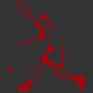 Tenisz 013 matrica kép