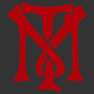 Tony Montana logo (Sebhelyesarcú/scarface) falmatrica kép