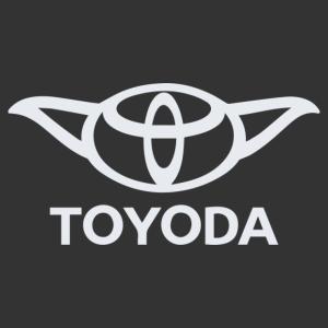Toyota Star Wars Yoda autómatrica kép