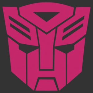 Transformers - Autobot logó matrica kép