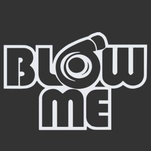 """Vicces turbó """"blow me"""" autómatrica kép"""